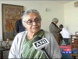 Former Delhi CM Sheila Dikshit hits out at BJP