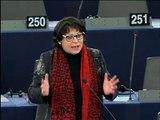 """Michèle Rivasi: """"l'accès aux médicaments, c'est une revendication des citoyens européens"""""""