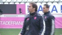 RUGBY - TOP 14 - SF : Au Stade Français, la prudence avant tout