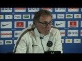 FOOT - CDF - PSG - Blanc : «Toujours un match piège»