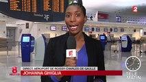 Aéroports de Paris : perturbation du trafic annoncée à partir de jeudi