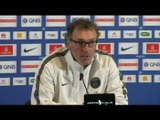 FOOT - L1 - PSG - Blanc : «Ibra va beaucoup mieux»