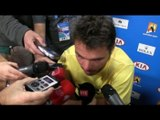 TENNIS - OPEN D'AUSTRALIE - Wawrinka : «Je joue mon meilleur tennis»