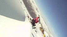 Snowboard freestyle - Mirabelle Thovex 2010-2011