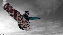 Snowboard freestyle - Mirabelle Thovex et Sophie Rodriguez - 2011