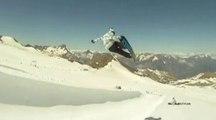 Mathieu Crepel - A (fun) day @ Les 2 alpes