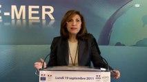 Discours de Nora Berra lors de la présentation de la campagne de prévention des dangers de la toxicomanie