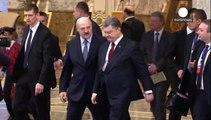 Vasárnaptól érvényes a tűzszünet Kelet-Ukrajnában