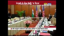 Finance Minister Arun Jaitley meets with US Treasury Secretary Jack Lew | Press Conference