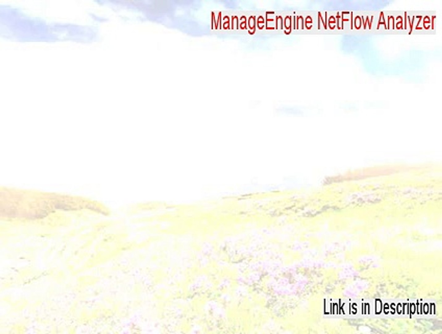 manageengine netflow analyzer 11 keygen