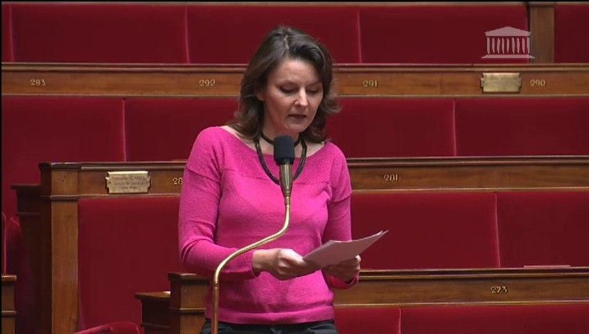 """Eva Sas sur le RER C """"Les habitants de ma circonscription ne voyagent plus dans des conditions décentes"""""""