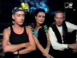 SIOUXSIE & THE BANSHEES – 'LOLLAPALOOZA Festival' i/v ('MTV Europe - Summer Music Festivals Special', July - August 1991)