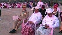 La Birmanie fête son unification, mais la paix reste loin