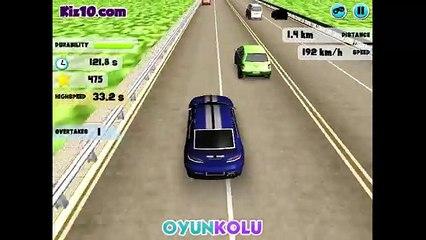 Traffic Racer Oyununun Oynanış Videosu