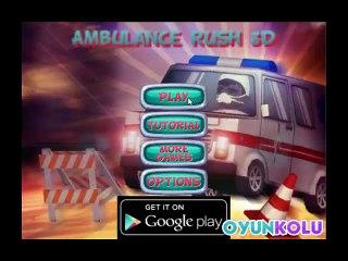 3D Ambulans Görevi Oyunu Nasıl Oynanır