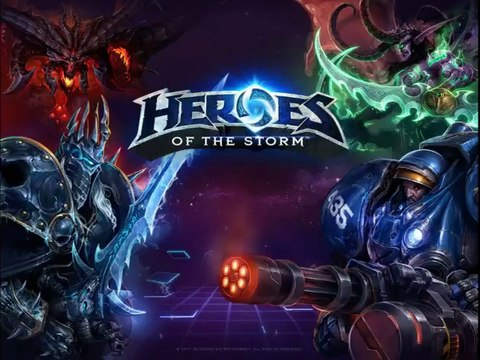 Heroes Of The Storm On fait le ménage !