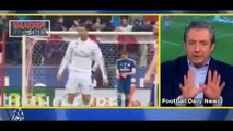 El tremendo enfado de Cristiano Ronaldo con Iker Casillas al encajar el gol de tiago