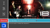 RESIDENT EVIL Revelations 2 - iB Networking