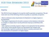 H1B VISA SPONSORSHIP 2015 _ H1B VISA JOBS 2015 _ H1B SPONSORS