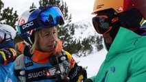 FWT15 JOURNAL EP12 - Riders face check in Vallnord Arcalis