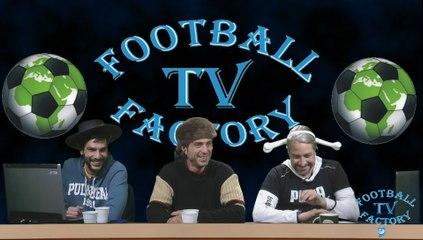 Football Factory Web TV (5η εκπομπή - 12-2-2015)