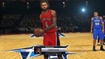 NBA 2K15 MyCAREER - All Star Weekend Slam Dunk Contest   OMG!! Cam Killed The BEST DUNK CONTEST EVER