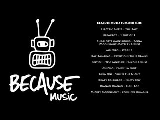 Because Music - Summer Mix