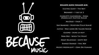 Because Music - Summer Mix