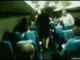 Jeanluc dans l avion