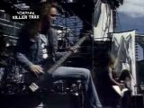 Metallica For Whom The Bell Tolls 1985