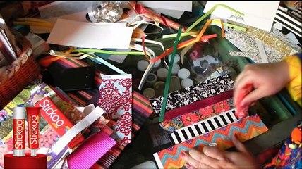 StickooTV Episode 01 - Eid Card Making