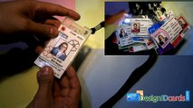 Design Multiple ID cards using ID card maker software