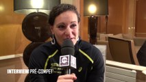 INTERVIEW PRÉ-COMPET' : Mélina Robert-Michon
