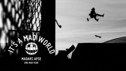 Madars Apse - One Mad Year | Madars Apse - Episode 24