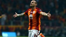 Le doublé fantastique signé Wesley Sneijder !