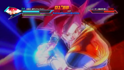 Dragon Ball Xenoverse All Ultimate Attacks (Playable Characters) de