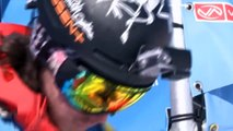 Run of Francisty Matt (CAN) - Swatch Freeride World Tour 2015 in Vallnord Arcalis (AND) By The North Face