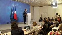 """Armi francesi all'Egitto. Hollande: """"Nostra la scelta di aiutare il Cairo a difendersi"""""""
