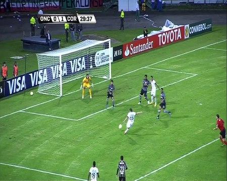 Copa Libertadores - Qualification de Corinthians face à Once Caldas-PRE-ENCODAGE-INTERNET