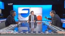 Politique Matin : Politique Matin : Sergio Coronado (EELV), Jean-Christophe Fromantin (UDI)