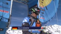 Run of Wiemers Felix (GER) - Swatch Freeride World Tour 2015 in Vallnord Arcalis (AND) By The North Face