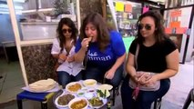 Stret Foods Street Food Tour of Amman   Travel Channel