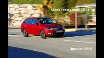 Skoda Fabia Combi : nos impressions de conduite