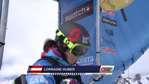 Run of Huber Lorraine (AUT) - Swatch Freeride World Tour 2015 in Vallnord Arcalis (AND) By The North Face