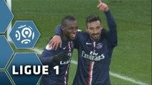 But Ezequiel LAVEZZI (40ème) / Paris Saint-Germain - SM Caen (2-2) - (PSG - SMC) / 2014-15