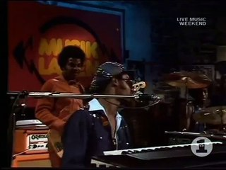 Stevie Wonder 1974 concert on German TV show Musikladen-Beat Club
