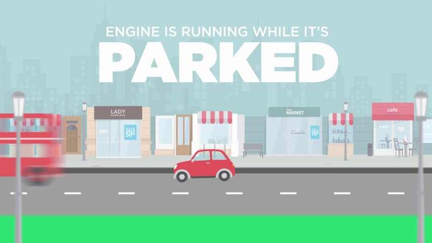 Avoiding idling your car, can save the world - Eco Tips from SuperTips