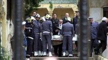 Alger: funérailles de l'acteur Roger Hanin