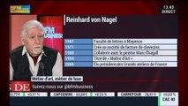 Métiers d'art, Métiers de luxe: Facteur de clavecins, Reinhard von Nagel - 13/02
