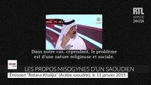 """""""Les femmes occidentales ne se soucient pas d'être violées sur la route"""", dit un Saoudien"""